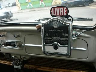 Taximetro anos 70