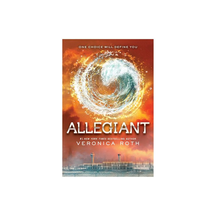 Allegiant ( Divergent) (Hardcover) by Veronica Roth