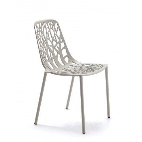 Fast forest stoel - powder grey