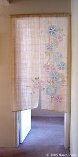 CASA COISAS & TAL: cortina noren