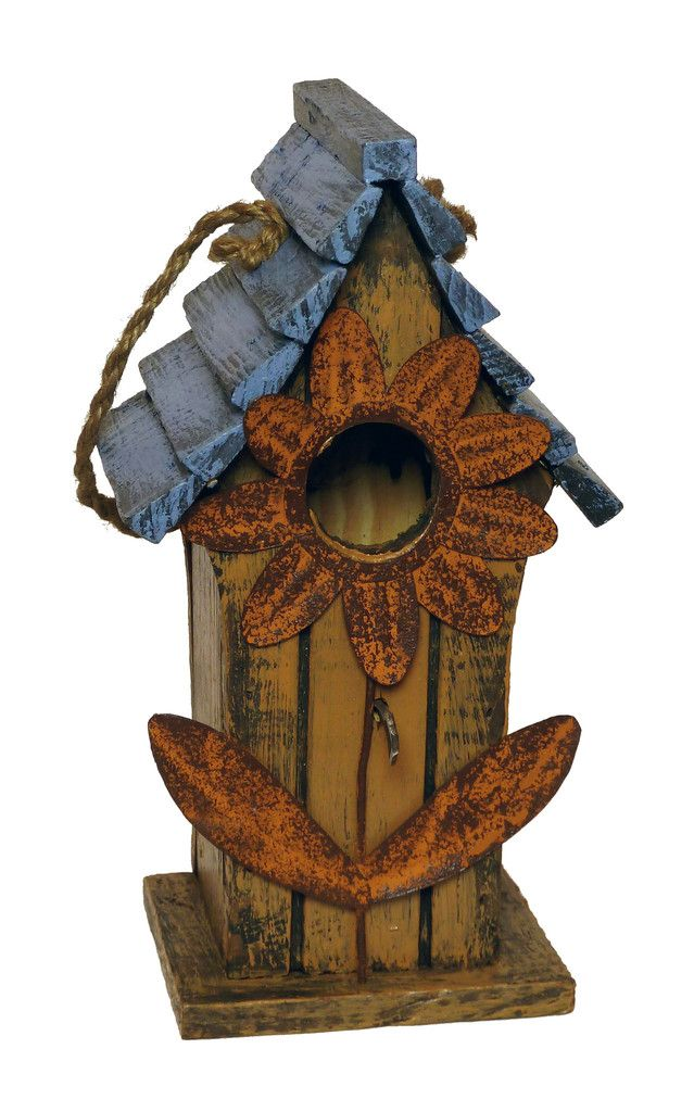 Bloom Bird House