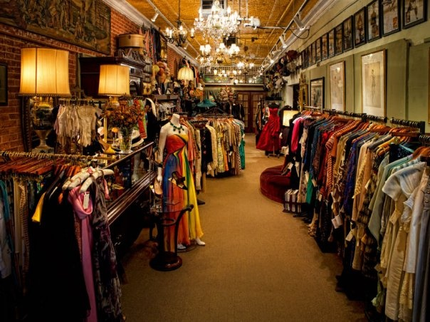 New york city clothing stores