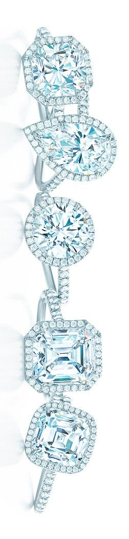 Tiffany and Co. Diamond Rings