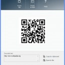 A free QR Code reader for Windows 7 and Windows 8 to quickly scan QR code.