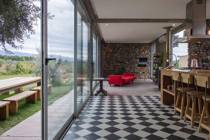 Casa en Vistalba entre bodegas - Casas en alquiler en Luján de Cuyo
