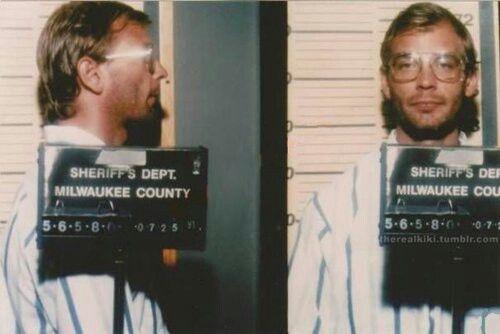 Jeffery dahmer the serial killer