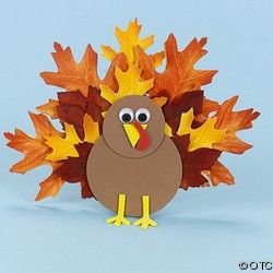 fall bulletin board ideas turkey | Fall Leaves Thanksgiving Turkey review | buy, shop with friends, sale ...