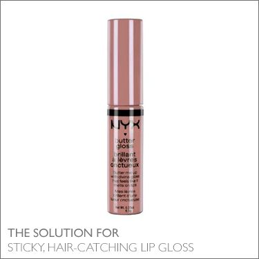 Makeup for Women Who Hate Makeup - Lip Gloss