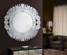 Miroirs vénitiens classiques: modèle AUDRY.