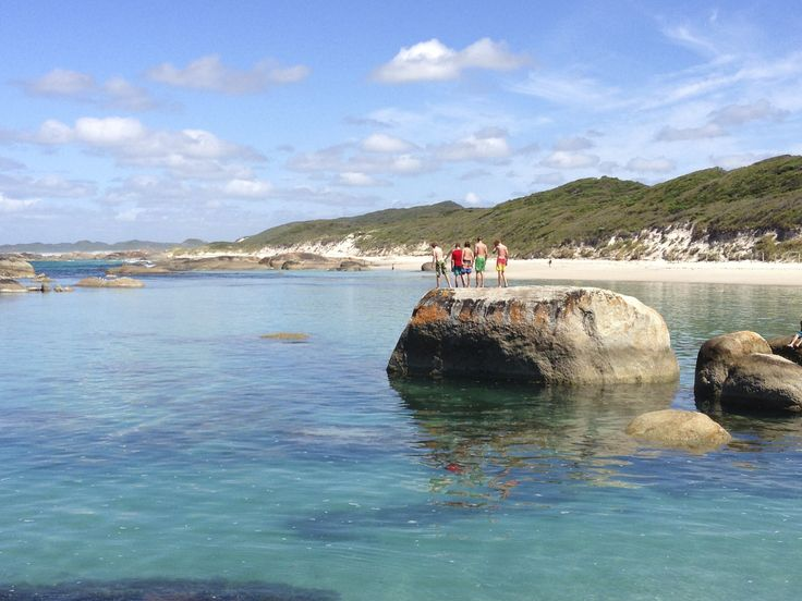 Gorgeous Day at Greens Pool, William Bay National Park, Denmark, Western Australia