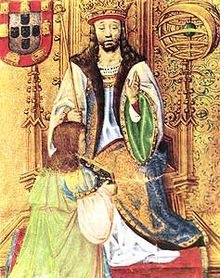Joao II (1455 - 1495). Son of Afonso V and Isabella of Coimbra. He married Eleanor of Viseu and had one son.