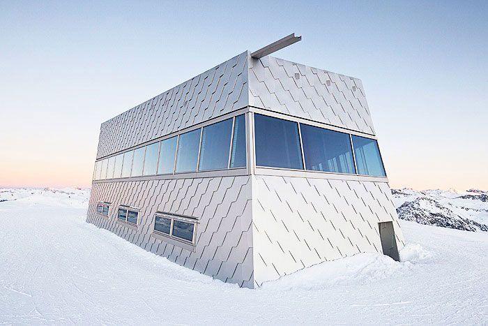 New Summit Restaurant, Tilla Theus, Arosa, Switzerland