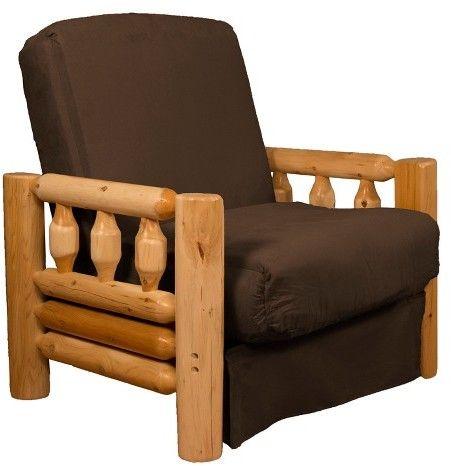 Sit Lodge Perfect Futon Sofa Sleeper - Sit N Sleep