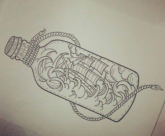1000 ideas about bottle tattoo on pinterest perfume bottle tattoo