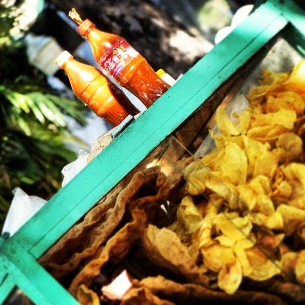 """Spice up your food, salsa de chile #mex #mexico #livingmexico #chilango #df #polanco #salsa #mariachi #valentina #greatfood #greatplace #spicy #chile…"""