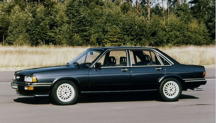 Audi 200T Turbo