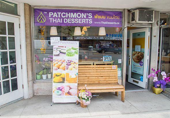 Patchmons Thai Desserts Toronto