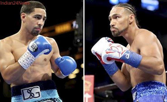 Boxing's big night? Unbeaten Keith Thurman and Danny Garcia on network TV