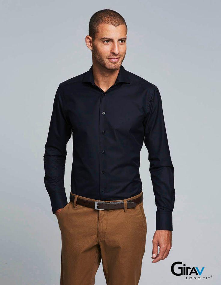 Wilt u de lange overhemden van Girav eens proberen? We hebben een speciaal kennismakingsaanbod voor u. U kunt uw eerste Girav overhemd nu tijdelijk (tot 31 januari) met € 10 korting bestellen in de webshop.