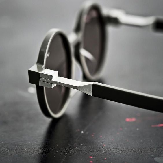 Details we like / Glases / Frame / Geometric / Circular / at NOWY produkt…