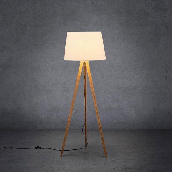 die besten 25 stehleuchte holz ideen auf pinterest led stehlampe baumscheiben kaufen und. Black Bedroom Furniture Sets. Home Design Ideas