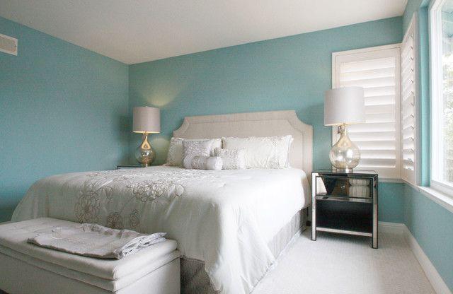 Best 25 Aqua Blue Bedrooms Ideas On Pinterest Blue