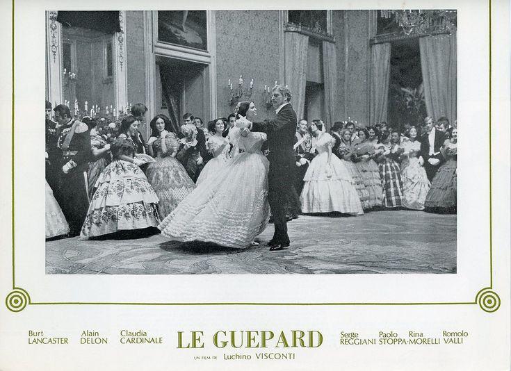 ALAIN DELON CLAUDIA CARDINALE BURT LANCASTER LE GUEPARD 1963 RARE SYNOPSIS | eBay