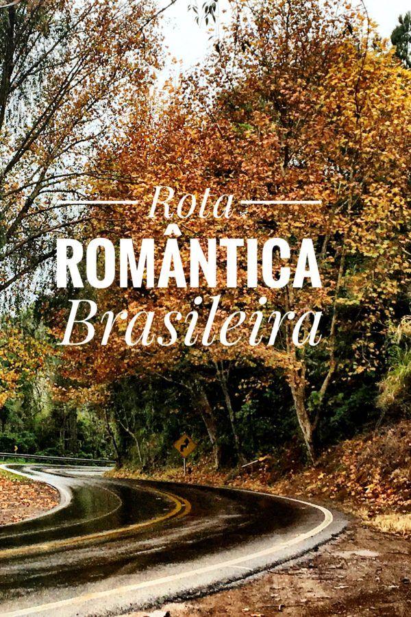A rota romântica é um conjunto de estradas que ligam a capital gaúcha à região de Gramado, passando por várias cidades turísticas, cada uma com seus atrativos característicos. As estradas que compõem a rota são a BR 116, a RS 235, a VRS 865, a VRS 873 e a Estrada para Linha Nova, o que dá várias opções de trajeto ao turista. http://viajantemovel.com.br/pt/de-porto-alegre-a-gramado-pela-rota-romantica/