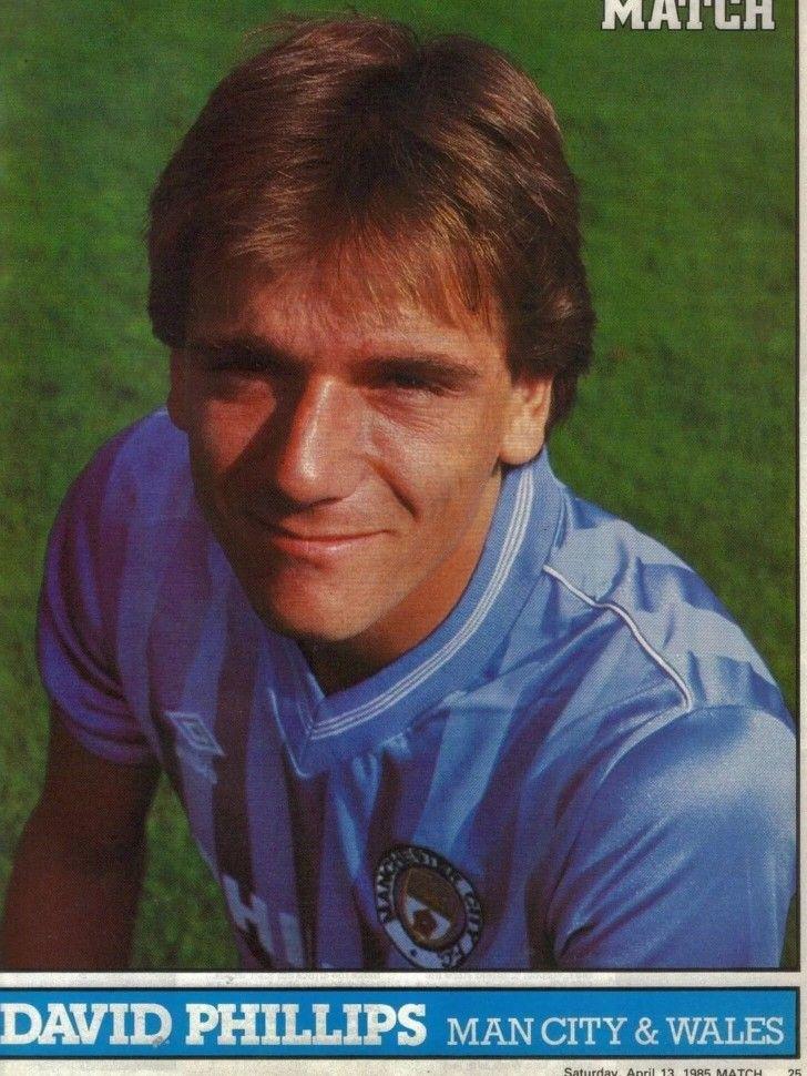 David Phillips Manchester City