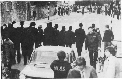 St Pauls Riot