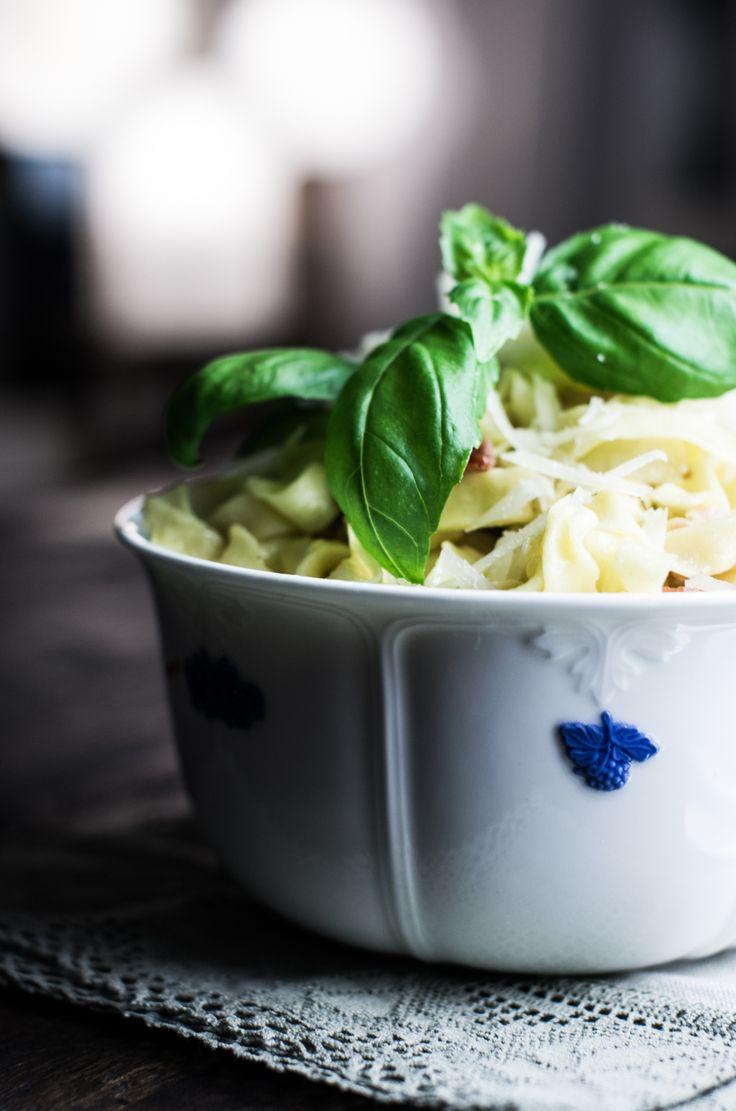 Pasta Carbonara – Nordic Atmosphere