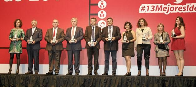 Multimedia Diario Medico - Premios Mejores Ideas 2014