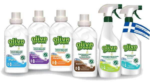 Φυσικά καθαριστικά, Φυτικά καθαριστικά, Οικολογικά καθαριστικά