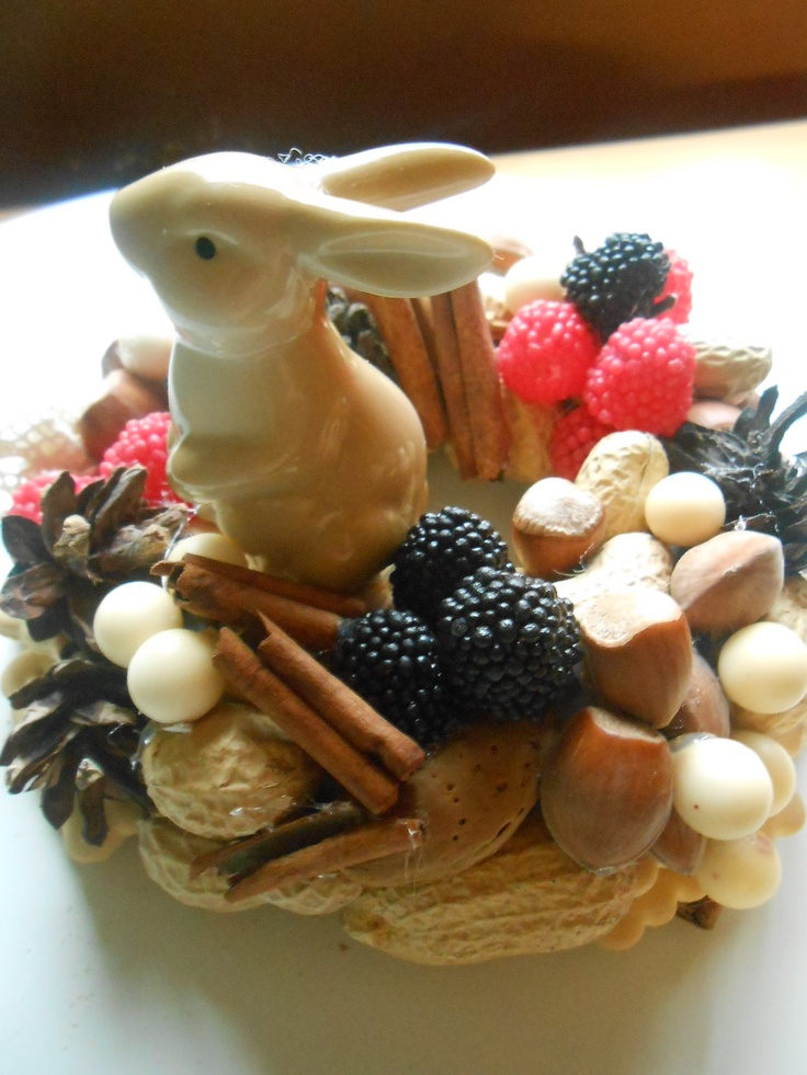 Sweet forest fruits and Bunny:-)