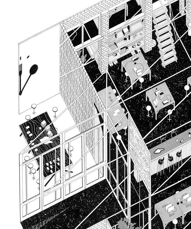 Souvent 95 best Ax-plan oblique images on Pinterest | Architectural  SB16
