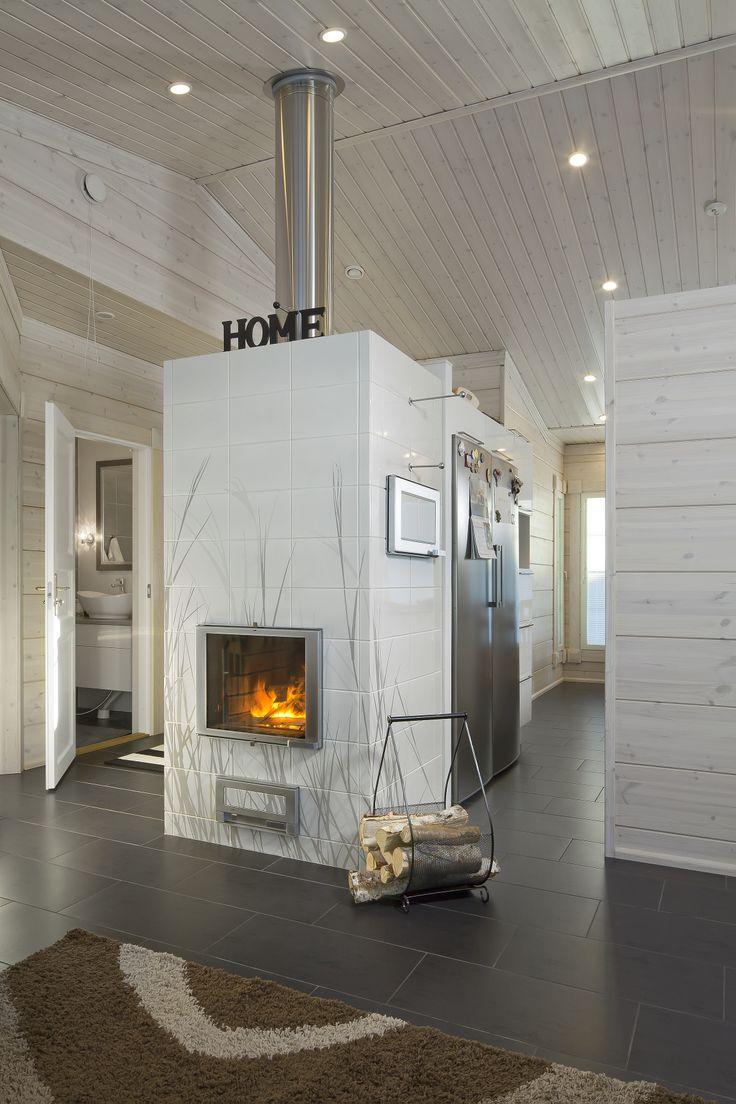 A beautiful, healthy home. Honka log homes.