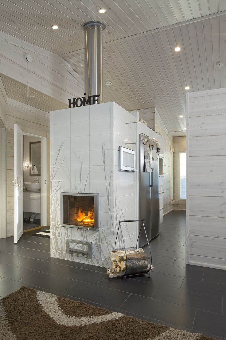 A beautiful, healthy home. Honka log homes.