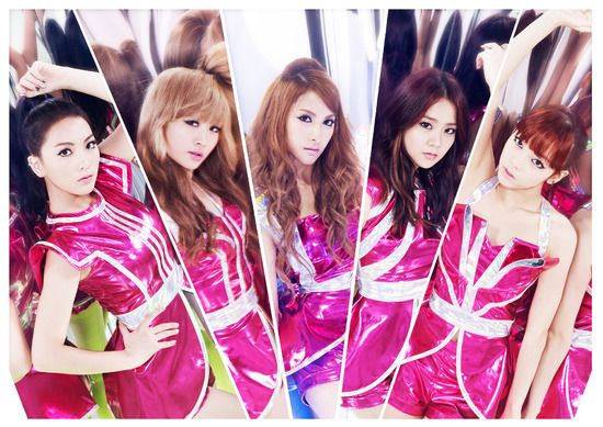"""KARA maintains high rank on Oricon Weekly Chart with """"Electric Boy"""""""