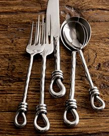 15 best images about cool silverware tableware on pinterest horns aladdin and thanksgiving - Twisted silverware ...
