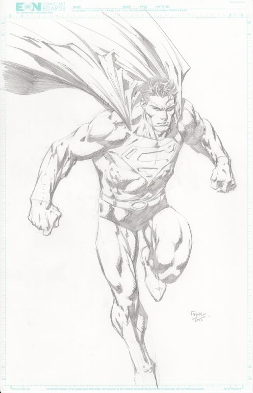 Superman by David Finch