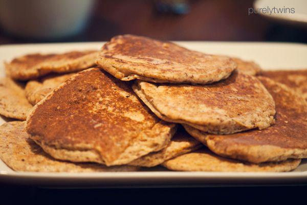hazelnut pancakes steph s stuff hazelnut pancakes with salsa recipe ...
