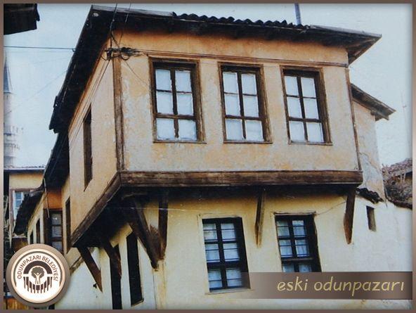Geleneksel Türk Evi, Cumba, Old Traditional Turkish Houses,Odunpazarı Belediyesi