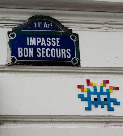 impasse Bon-Secours - Paris 11ème