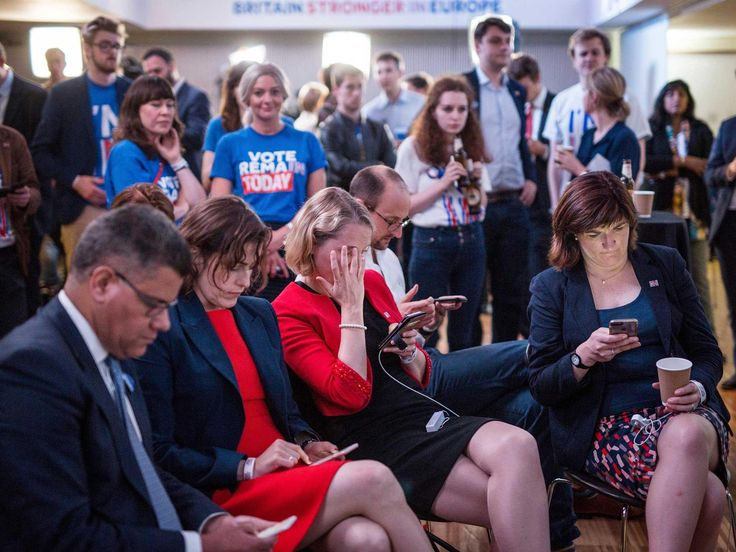 "It's hard to digest what happened this morning in the UK, especially when Boris Johnson and Michael Gove – the supposed triumphant victors of the whole charade – are standing in front of you looking like they're speaking at a funeral. This is a ""glorious opportunity for Britain"", Boris said in the tone of a political prisoner reading out a false confession. And in many ways he is a prisoner of his own politics."