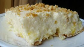 My mama's lemon jello cheesecake! I love everything cheesecake, but this is the fluffy stuff of my youth that makes my taste buds dance!! Surprised to find the recipe and same exact instructions here!