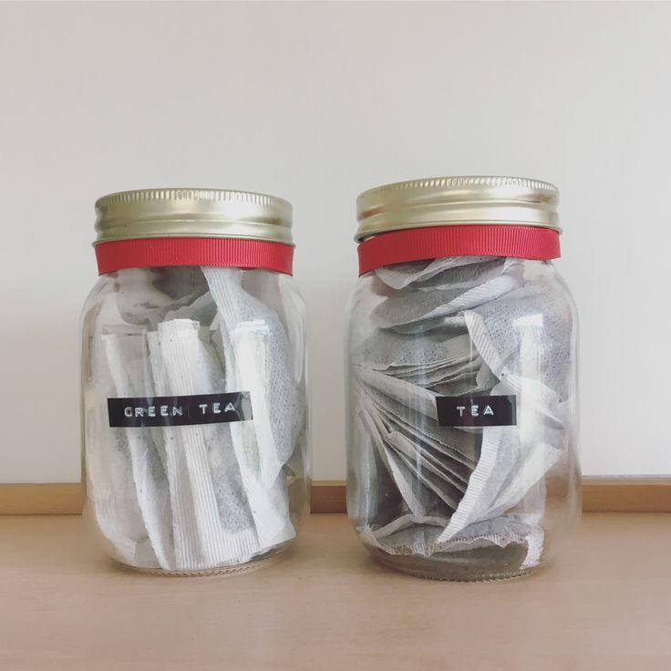 yorkiestyles blog - Dymo labelling