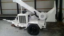 diesel wood chipper new paintnew clutches new  lights Perkins 4cyl motorapply now www.bncfin.com/apply