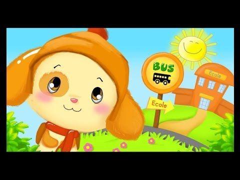 La chanson de l'école - Les Titounis - Monde des petits