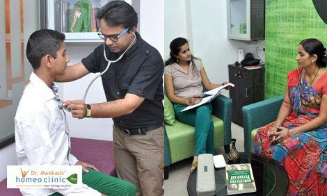 50% Off on Consultation & 15% Off on Medicine at Dr. Mankad Homeo Clinic, Anandnagar Road, Ahmedabad
