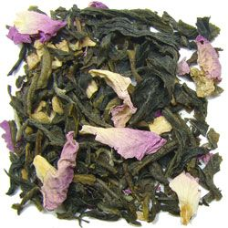Mariage Freres LUNE ROUGE green tea with rose and ginger